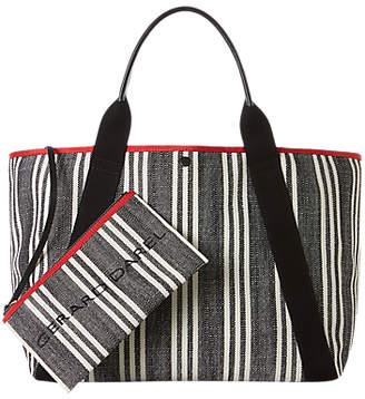Gerard Darel Simple Bag, Red/Black