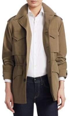 Ralph Lauren Iconic Style Milton Army Field Jacket