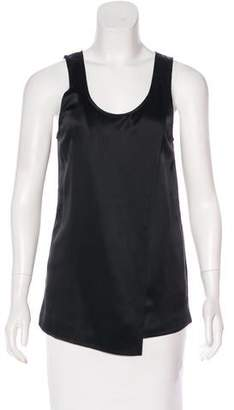 Kaufman Franco Kaufmanfranco Sleeveless Silk Top