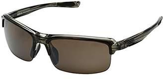 Revo RE 4041X Abyss Wraparound Polarized Wrap Sunglasses