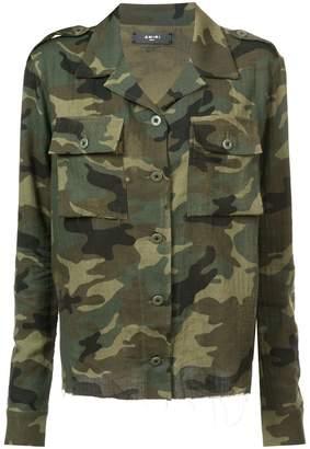 Amiri military shirt
