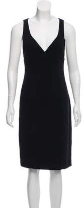Gianfranco Ferre sleeveless Knee-Length Dress w/ Tags