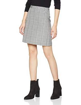 New Look Women's Gigi Check Mini Skirt,8 (Manufacturer Size:8)