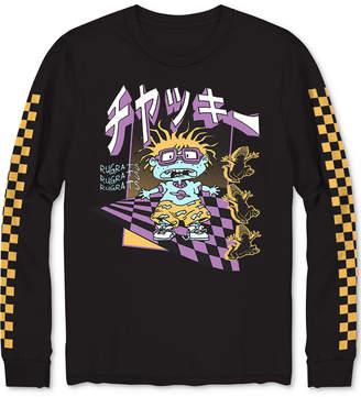 Hybrid Rugrats Kanji Chuckie Escape Men Graphic T-Shirt