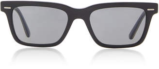 Oliver Peoples THE ROW BA CC Square Sunglasses