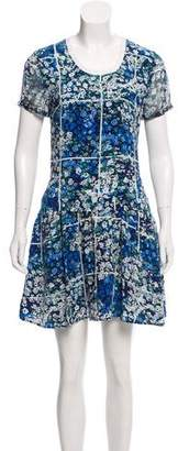 Timo Weiland Printed Mini Dress