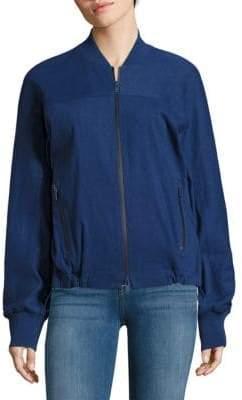 DKNY Pure Bomber Jacket