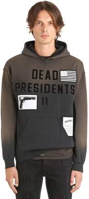 Madeworn X Jay Z Dead Presidents Ii Hooded Sweatshirt