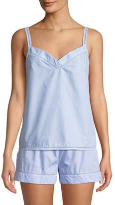 Lejaby Maison Ladder Stitch-Trim Pyjama Camisole