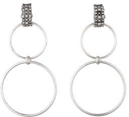 Dannijo Dido Circle Statement Earrings