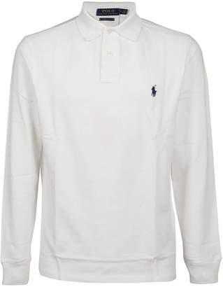Ralph Lauren Polo Long-sleeved Polo Shirt