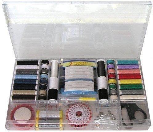 De-Luxe Deluxe Sewing Set 167-Piece