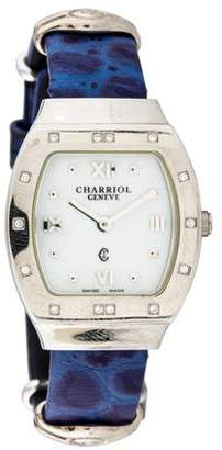 Charriol Azurt Watch
