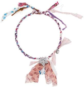 Dannijo Daphne Plaited Necklace