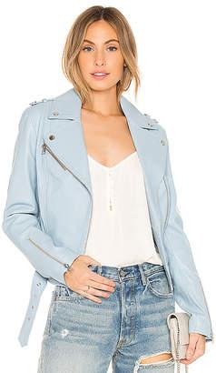 Soia & Kyo Kelsy Moto Jacket