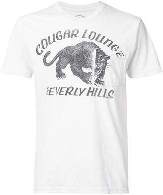 Local Authority Cougar Lounge T-shirt