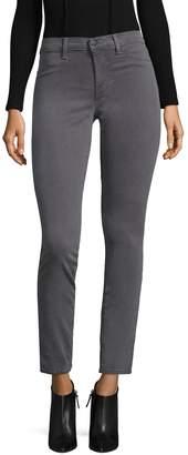 J Brand Women's Solid Skinny Pants