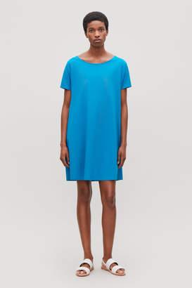 Cos COTTON JERSEY DRESS