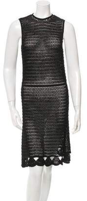 Thakoon Crocheted Sleeveless Dress