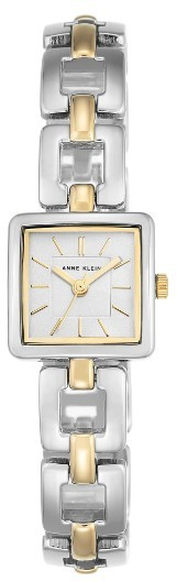 Anne Klein Women's Anne Klein Square Bracelet Watch, 20Mm