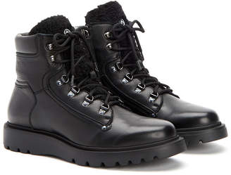 Aquatalia Christopher Waterproof Leather Boot
