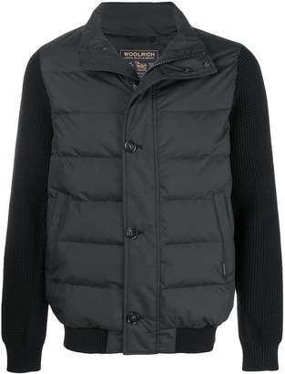 Woolrich padded body jacket