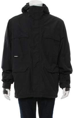 Burton Six Pocket Hooded jacket