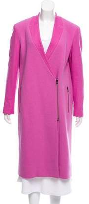 Tibi Virgin Wool Long Coat