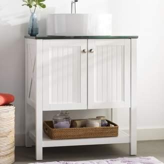 Beachcrest Home Naccarato 28'' Single Bathroom Vanity Set Base