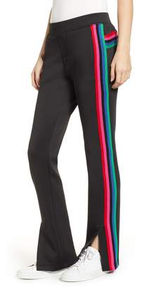 Pam & Gela Rainbow Stripe Track Pants