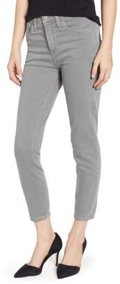 Caslon Sierra High Waist Ankle Skinny Pants (Regular & Petite)