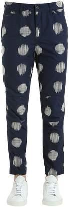 Elwood Kimono Print Denim Jeans