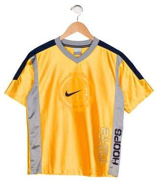 Nike Boys' Short Sleeve Athletic Shirt
