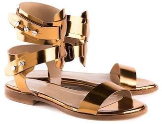 Formentini Perla Enrica Leather Sandal