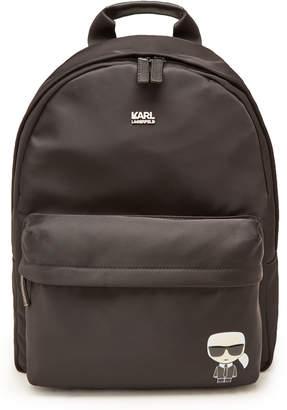 Karl Lagerfeld K/Ikonik Backpack