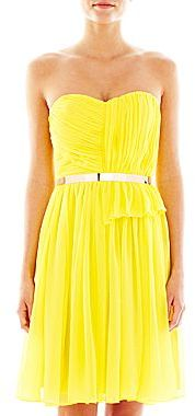 Mng by Mango® Belted Dress