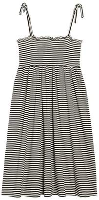 J.Crew crewcuts by Stripe Smocked Bodice Dress
