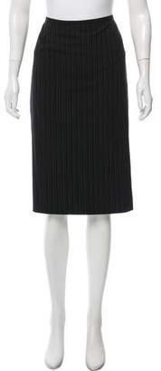 Max Mara Knee-length Pencil Skirt