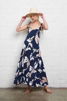 Rachel Pally Gloria Dress - Navy Calla Print