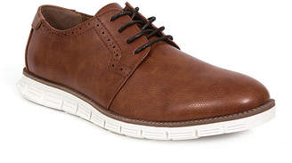 Deer Stags Mens Aiden Oxford Shoes Lace-up