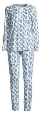 Roller Rabbit Kath Pajama Set