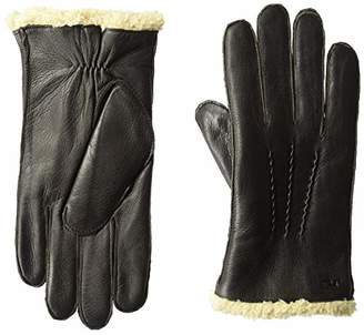 J. Lindeberg Men's Lined Leather Glove
