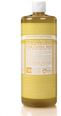 Dr. Bronner's Organic Citrus Castile Liquid Soap 946ml