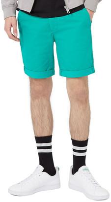 TOPMAN Stretch Skinny Chino Shorts $40 thestylecure.com