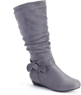 Unionbay Girls' Mona Boots $69.99 thestylecure.com