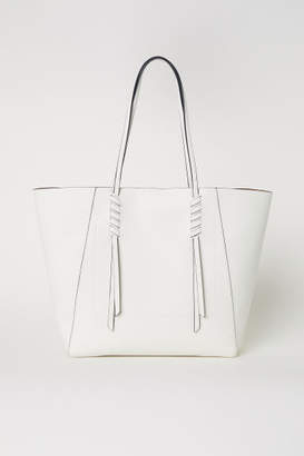 H&M Shopper - White