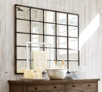 Pottery Barn Eagan Multipanel Mirror - Large