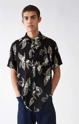 rhythm Havana Short Sleeve Button Up Shirt