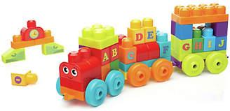 Mega Bloks ABC Learning Train