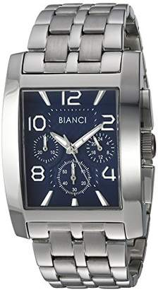 Roberto Bianci WATCHES Men's Beneventi Quartz Watch with Stainless-Steel Strap